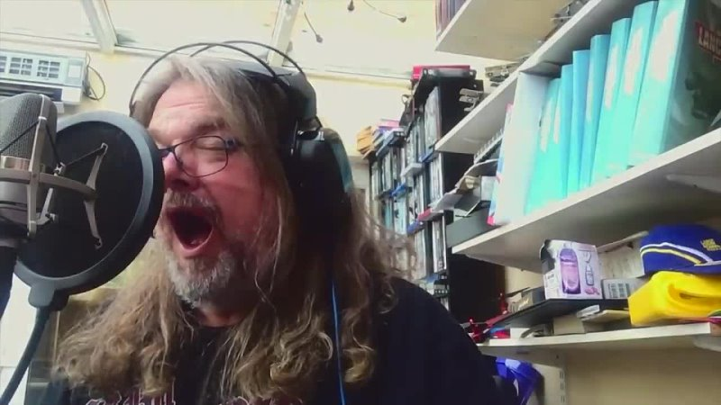 Heaven and Hell Black Sabbath Dio Cover Nick Bowcott