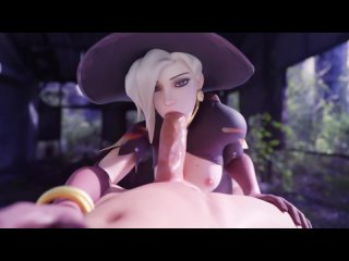 Overwatch PMV Compilation / Mercy Widowmaker Tracer Brigitte  Sombra Pharah Ashe Porn Hentai SFM NSFW Rule 34 Sex порно