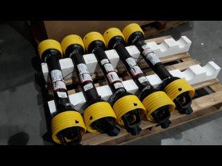 Карданный вал с кожухом на ПРФ-180, ПРФ-750 РЗКВ в интернет-магазине