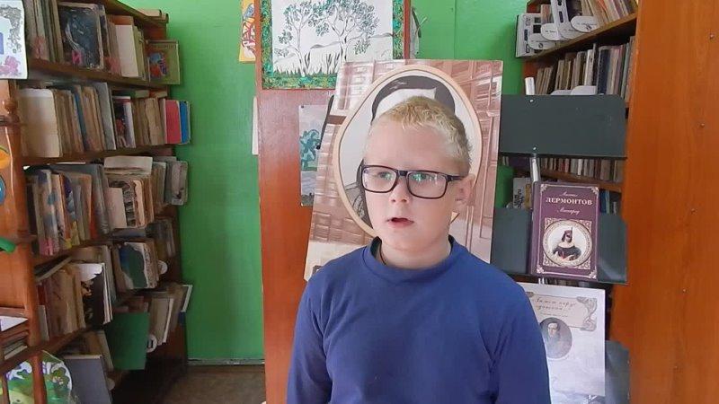 Видео от Ильино Заборская библиотека филиал №2
