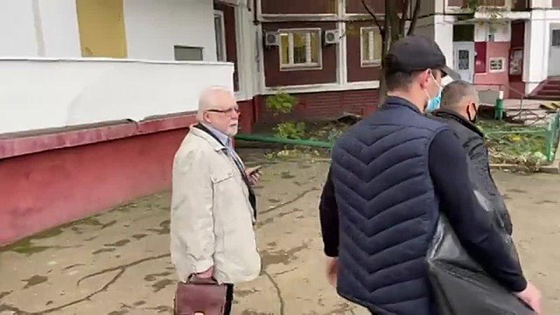 Видео от Штаб Любови Соболь