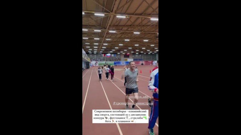 Видео от Антона Ваганова