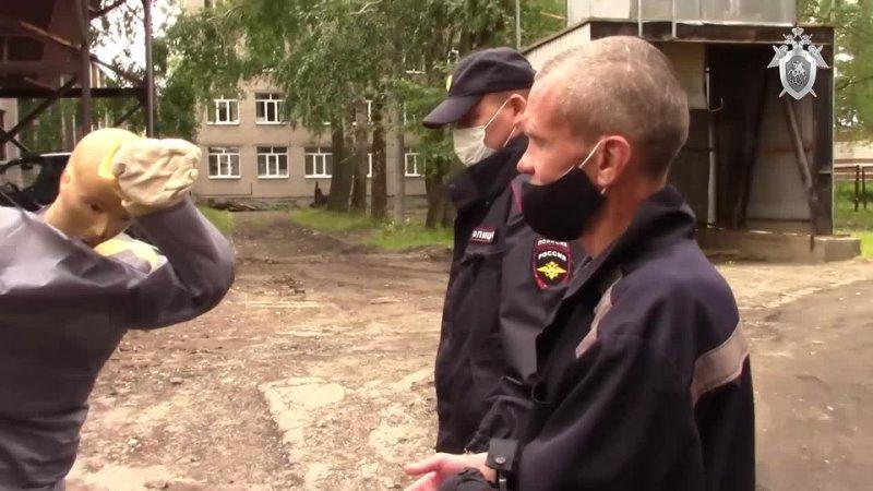 Видео от СУ СК России по Архангельской области и НАО
