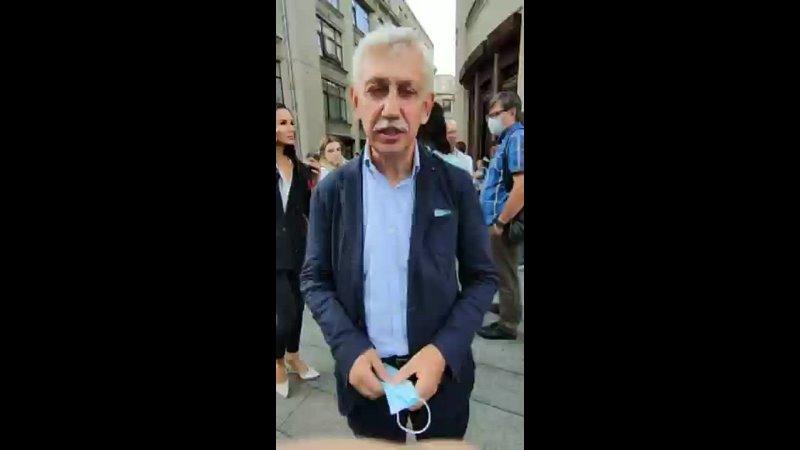 Видео от Михаила Таранцова