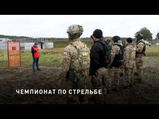 Чемпионат по стрельбе прошёл в Новосибирске. В нём...