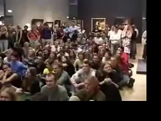 07_Zita Swoon - Moving Through Life As Prey @ Rijksmuseum