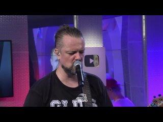 Александр Пушной - От Винта ( Смешарики  cover) LIVE   Авторадио (720p)