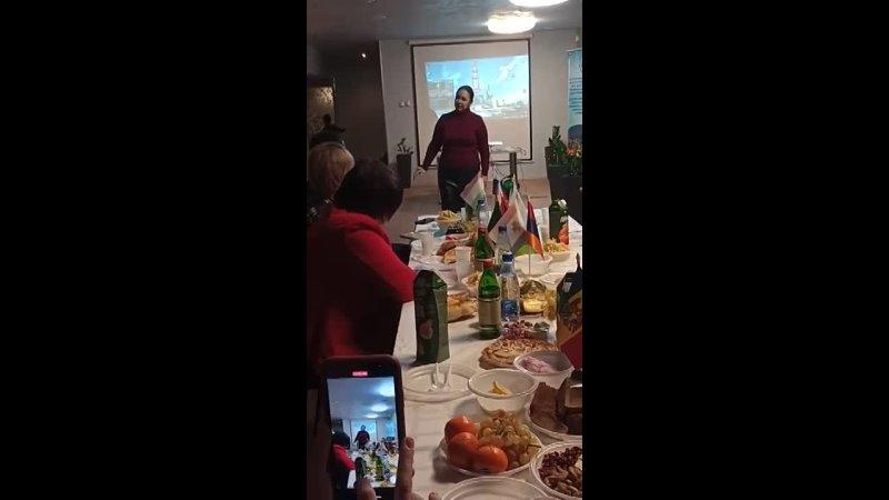 Видео от Башкирский Историко культурный центр в ХМАО Югре