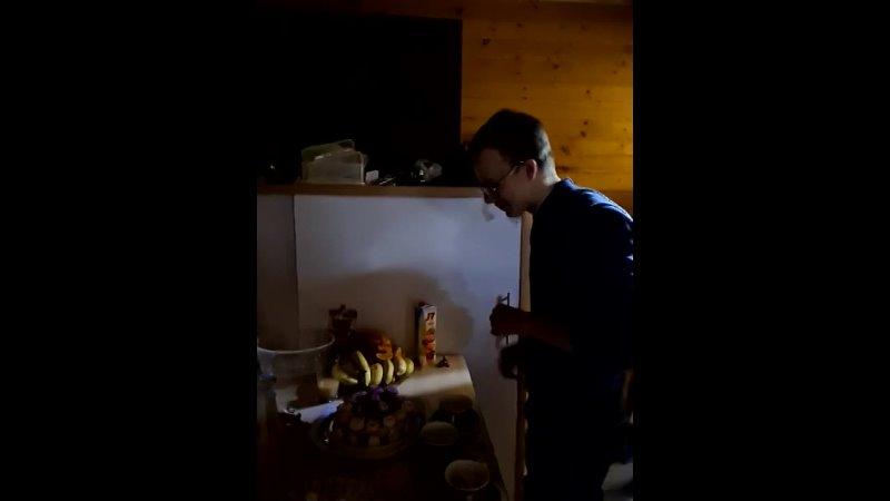 Видео от Татьяны Колдашовой