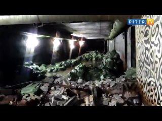 Как бомбоубежище и бывший ночной клуб у сквера Цоя превращают в детский бассейн