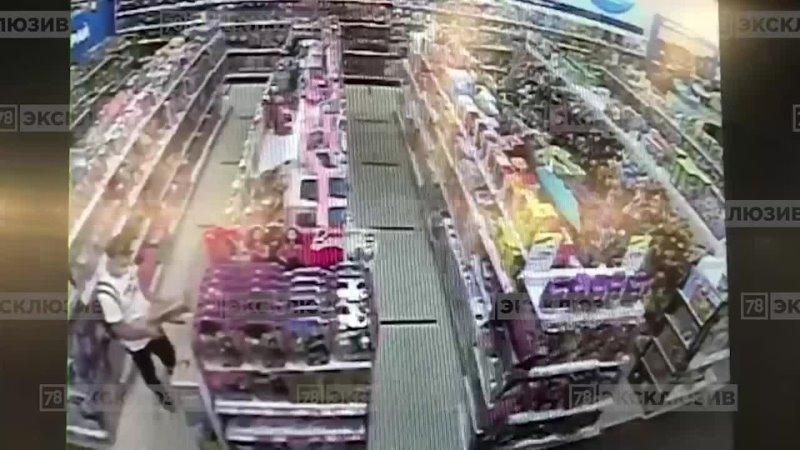 На проспекте Культуры произошло дерзкое ограбление магазина игрушек