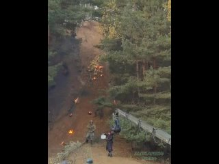 Видео со съёмок фильма на Волкуше.Название фильма ...