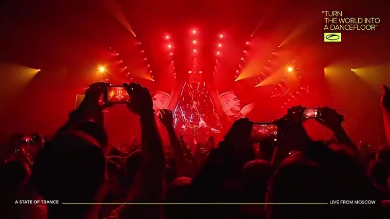 Armin van Buuren Live @ ASOT 1000 Music Media Dome Moscow Russia 08 10 2021