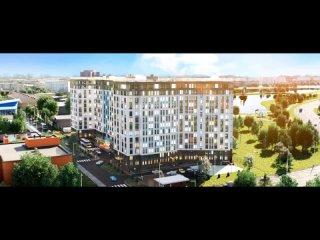 Ролик об апарт-отеле  «Начало»