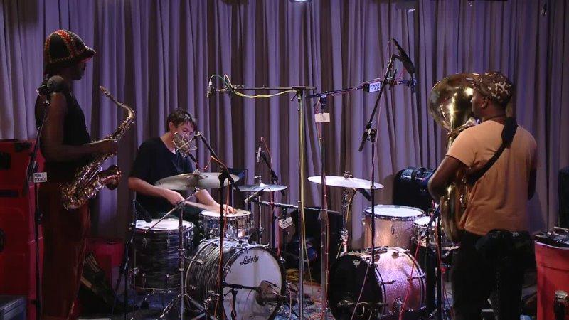 01 Live In Studio Sons of Kemet Sons Of Kemet My Queen Is Ada Eastman