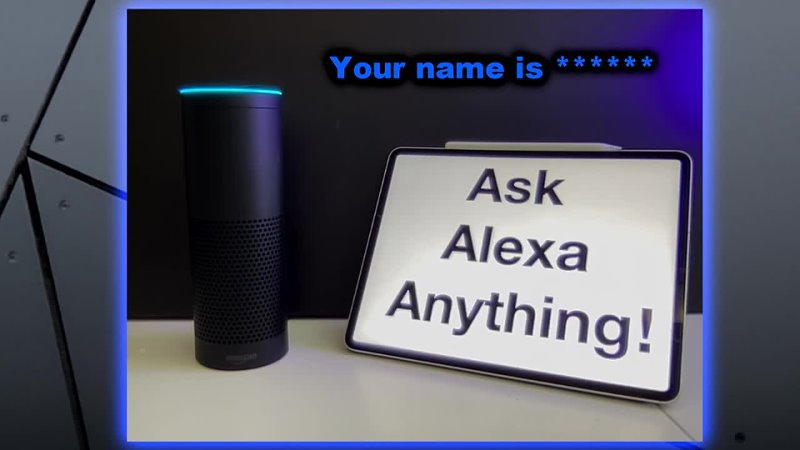 MagicofRahat Ask Alexa Anything on OMEGLE