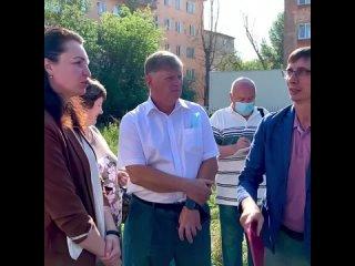 Сегодня состоялся очередной объезд по Советскому округу.⠀Начался он с Советского парка, бл(3).mp4
