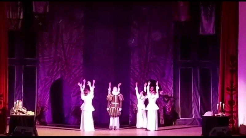 Премьера Татрализованное шоу Шекспир Чувства @mshtmoskva Пять пьес Ромео и Джульетта Гамлет Макбет Король Лир