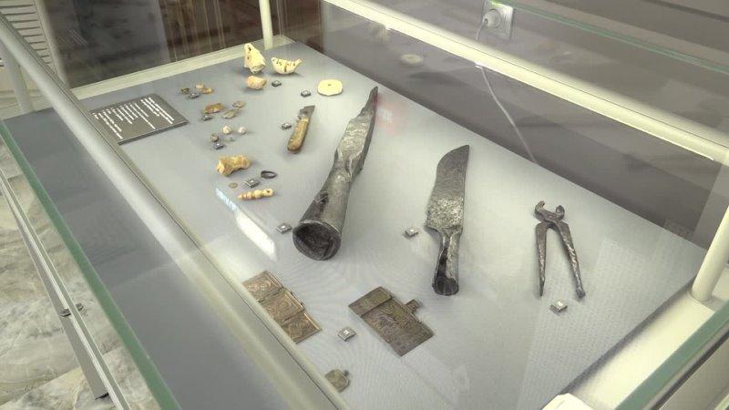 Открывая прошлое Тульская археологическая экспедиция