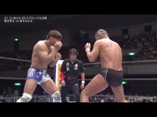 Minoru Suzuki vs. Kota Ibushi -  (NJPW G1 Climax 2020 - Day 13)