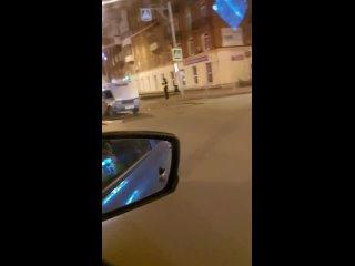 Победы/Средне-Садовая,сегодня около 11 вечера...
