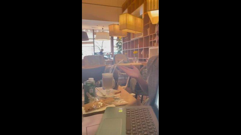 Видео от Анны Вяземской