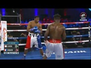 Эфе Аджагба vs Брайан Ховард (полный бой) []