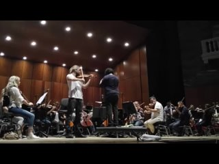 David Garrett 14/04/2016, Teatro Carlo Felice