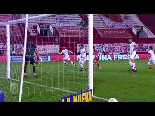 Обзор матча Атлетико Хуракан - Унион Санта-Фе