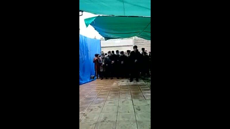 Маслиат чеченцев и дагестанцев с дрожью в голосе mp4