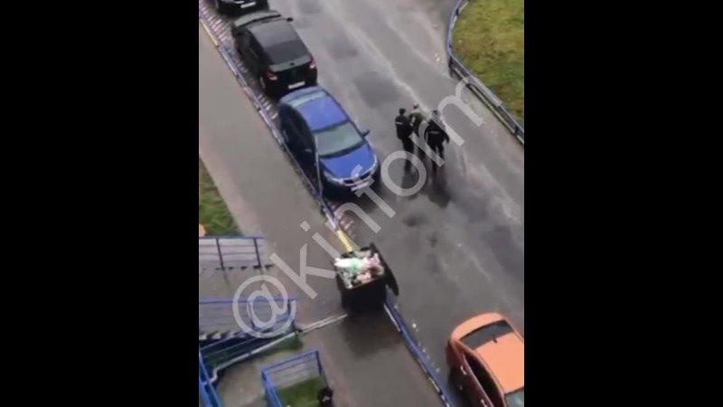 Видео от ХМАО ДТП ЧП