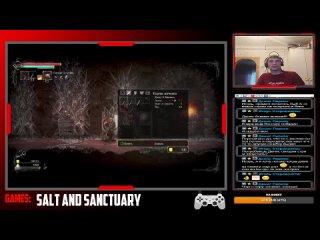 Salt and Sanctuary pc стрим 4 от dimon4game