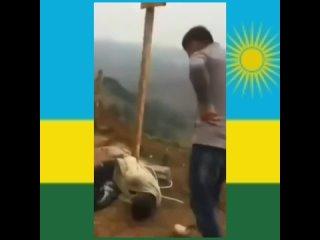 Китай в Руанде