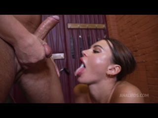 LegalPorno AnalVids Maryana Rose - Deep and hard entrance to Maryanas Anal! BDSM and her secret desires Anal, Ass To Mouth