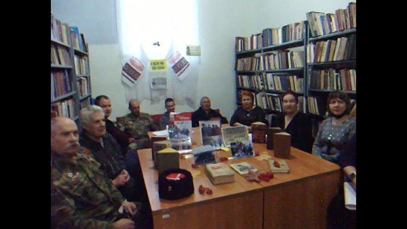 Видео от Ждановская городская библиотека для взрослых