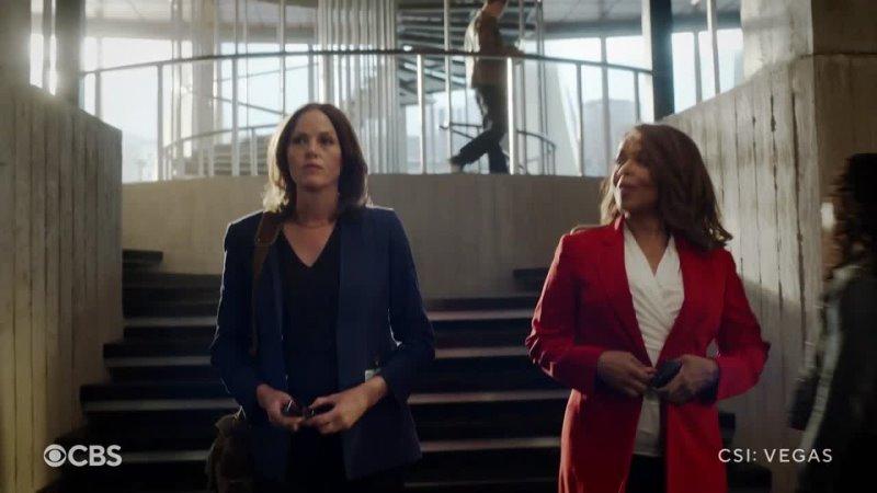 CSI Место преступления Вегас CSI Vegas Трейлер сериала
