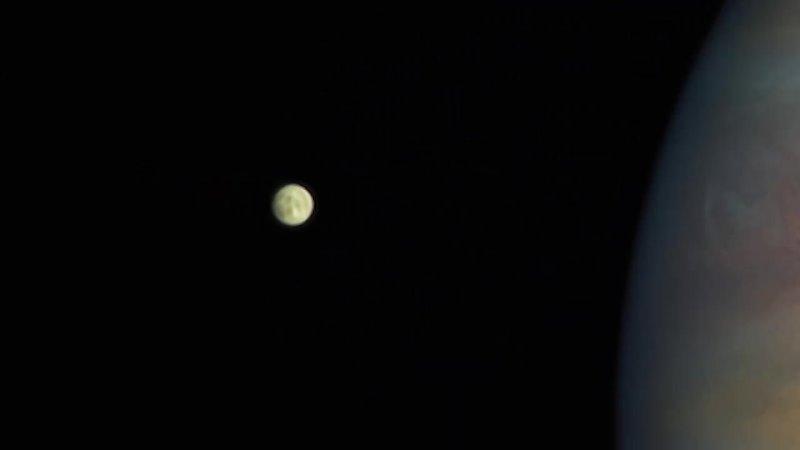 Видео от NASA НАСА