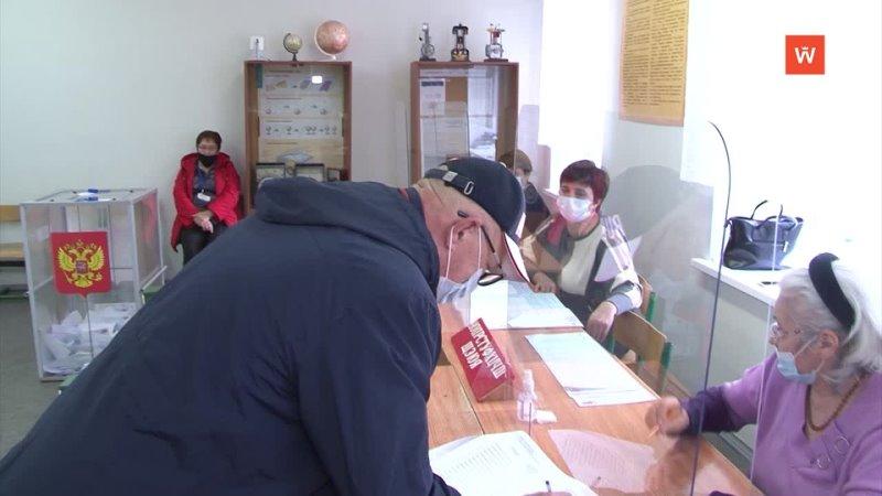 Выборы 2021 жители Выборгского района показали высокую активность
