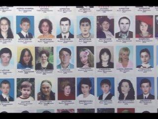 Россия против террора. В городе Протвино 3 сентября вспоминали жертв бесланской трагедии.