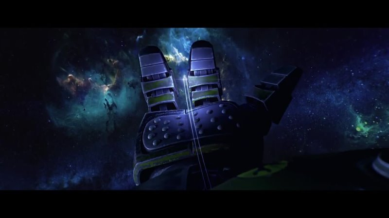 Звёздный путь Вундеркинд Star Trek Prodigy Промо анимационного сериала