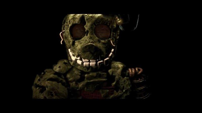 SFM FNaF Aviators Our Little Horror Story l Techno Cinema Remix When Demons Awake part 1