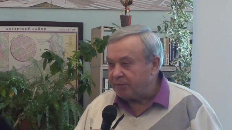 Видео от Иркутский Дом литераторов