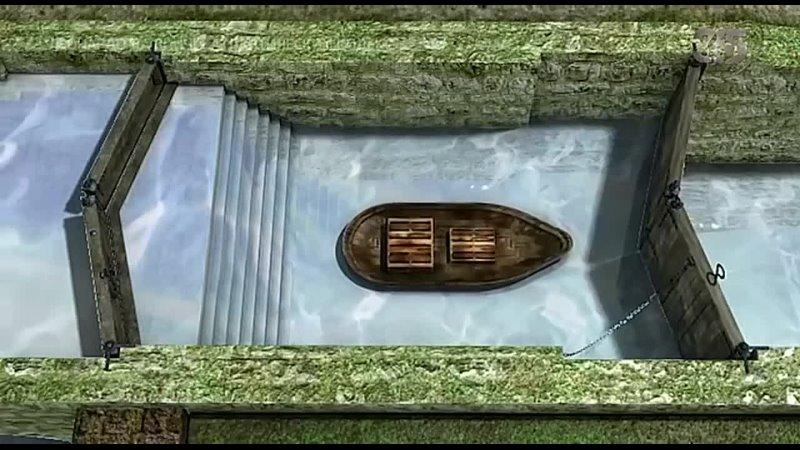 Леонардо да Винчи Атлантический кодекс Леонардо и его удивительные гидравлические машины 3 серия