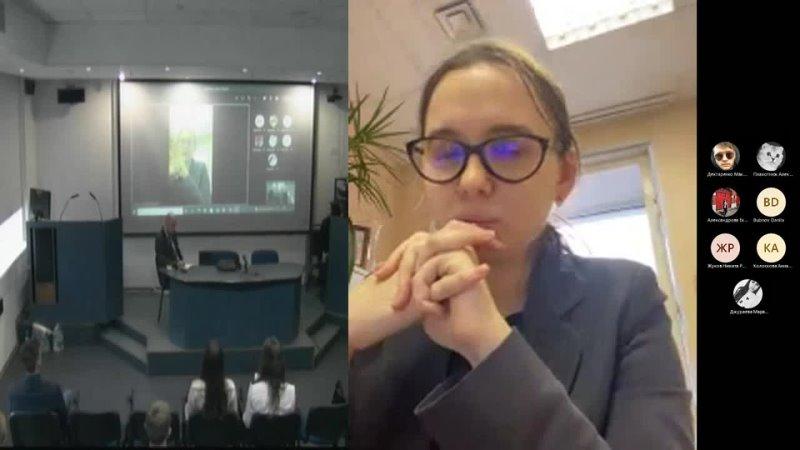 Видео от Научный кружок Криминалистики ЮФ СПбГУ