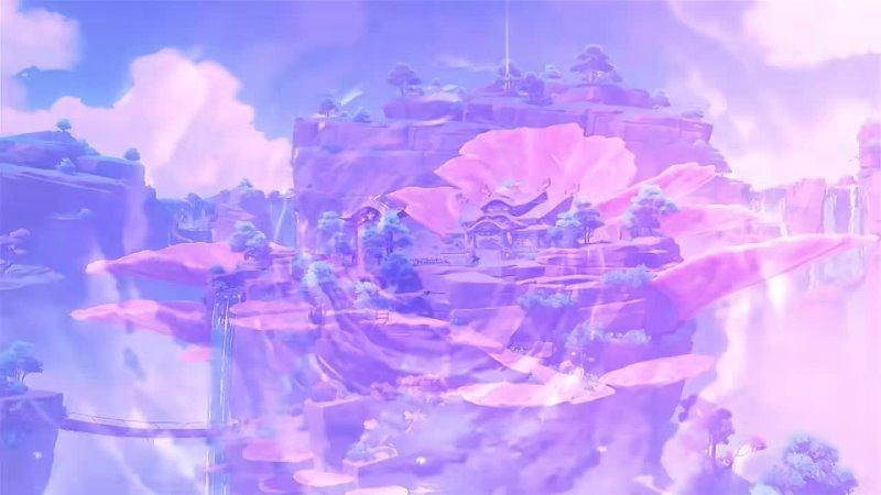 ATLAZ РАЗРУШИТЕЛИ ЛЕГЕНД Genshin Impact