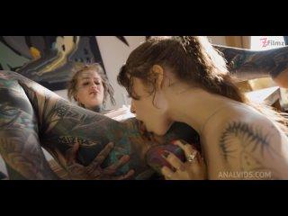 AnalVids Anuskatzz, Eden Ivy - ANAL gaping tattooed TEENS - SQUIRT, toys, prolapse, ATOGM - Anuskatzz, Eden Ivy - goth