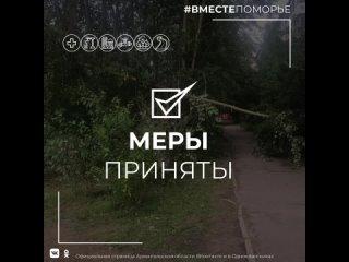 Меры Приняты. Архангельск