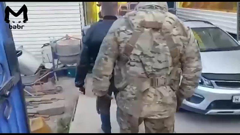 В Улан Удэ задержаны члены экстремистской организации