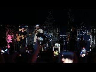 Баста - Ты была права (live #Nizhny800)
