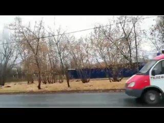 В Каменске-Уральском к 3 Городской больнице прибыл...